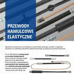 Nowość - Przewody hamulcowe elastyczne image