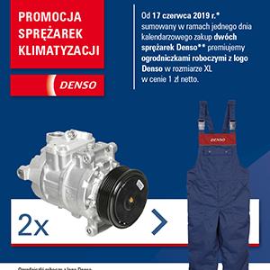 Denso – promocja sprężarek klimatyzacji image