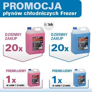 Promocja płynów chłodniczych Frezer image
