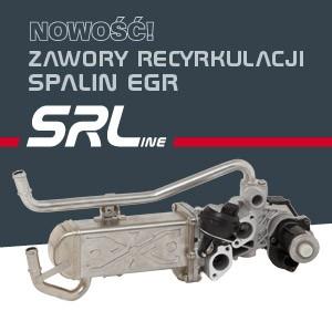 Nowość! SRLine - Zawory recyrkulacji spalin EGR image