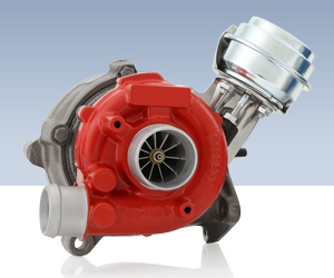 Turbosprężarki hybrydowe regenerowane image