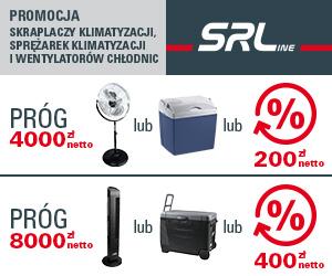 SRLine: skraplacze i sprężarki klimatyzacji oraz wentylatory chłodnic image